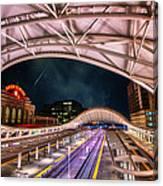 Denver Air Traveler Canvas Print