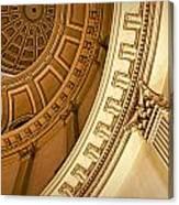 Denver Dome Detail Canvas Print