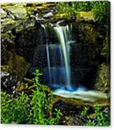 Depo Falls 2 Canvas Print