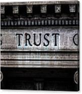 Depositors Trust Company Canvas Print