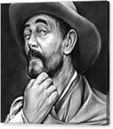 Deputy Festus Haggen Canvas Print
