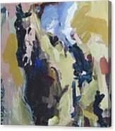 Derby Dwellers Canvas Print