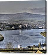 Derry View Canvas Print