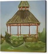 Derryfield Park Canvas Print
