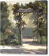 Descanso Gardens Canvas Print