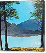 Desert Calm Canvas Print