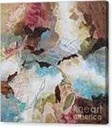 Desert Dawn 1 Canvas Print
