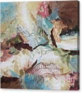 Desert Dawn 2 Canvas Print