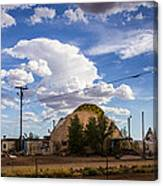 Desert Dome Canvas Print