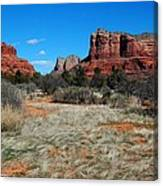 Desert Dwellers Canvas Print