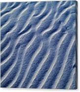 Desert Evening Designs Canvas Print