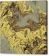 Desert Island Canvas Print