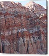 Desert Mountain Canvas Print