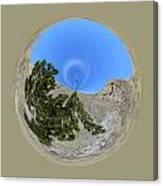 Desert Orb  Canvas Print