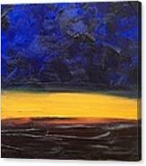 Desert Plains Canvas Print
