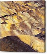 Desert Undulations Canvas Print