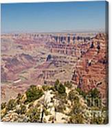 Desert View Grand Canyon National Park Canvas Print