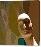 Design With Mannequin Canvas Print