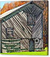 Designer Barn 2 Canvas Print