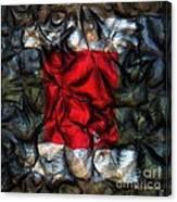 Desire Squared Canvas Print