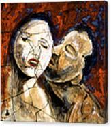 Desire - Study No. 2 Canvas Print