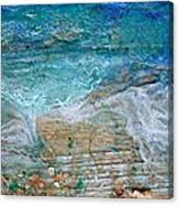 Detail 7 From Rhapsody On The Sea Canvas Print