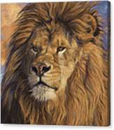 Watchful Eyes - Detail Canvas Print