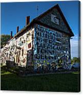 Detroit Africa Town - African Bead Museum #1 Canvas Print