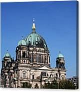 Deutscher Dom Canvas Print