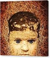 Devil Child Canvas Print