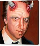 Devil Sean Canvas Print
