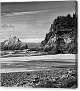 Devil's Elbow Beach Canvas Print