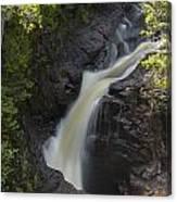 Devils Kettle Falls 3 Canvas Print