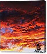 Devonshire Bay Sunset Canvas Print