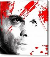 Dexter Dreaming Canvas Print