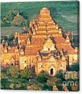 Dhammayangyi Temple - Bagan Canvas Print
