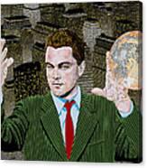 Di Caprio  Canvas Print