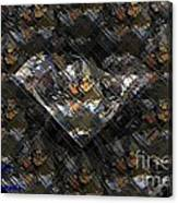Diamond Fantasia Canvas Print