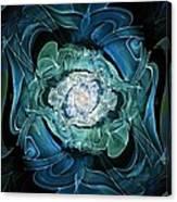 Diamond Nest Canvas Print