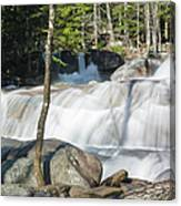 Dianas Bath - North Conway New Hampshire Usa Canvas Print
