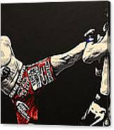 Diaz V Condit Canvas Print