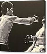 Diaz V. Gomi Canvas Print