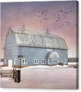Dickey Hill Farm Canvas Print