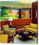 Diemaxium Living Room Canvas Print