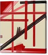 Different Dimensions 9 Canvas Print