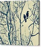 Differing Views Canvas Print