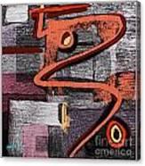 Digital Design 574 Canvas Print