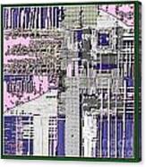 Digital Design 591 Canvas Print
