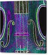 Digital Photograph Of A Viola Violin Middle 3374.03 Canvas Print