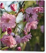 Digital Spring Canvas Print